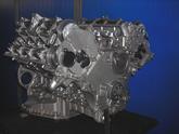 motore bmw m5 preparato
