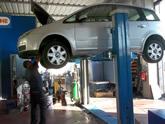 Ponte per le riparazioni auto pisa
